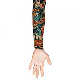´ Hooligans TATTOO sleeve