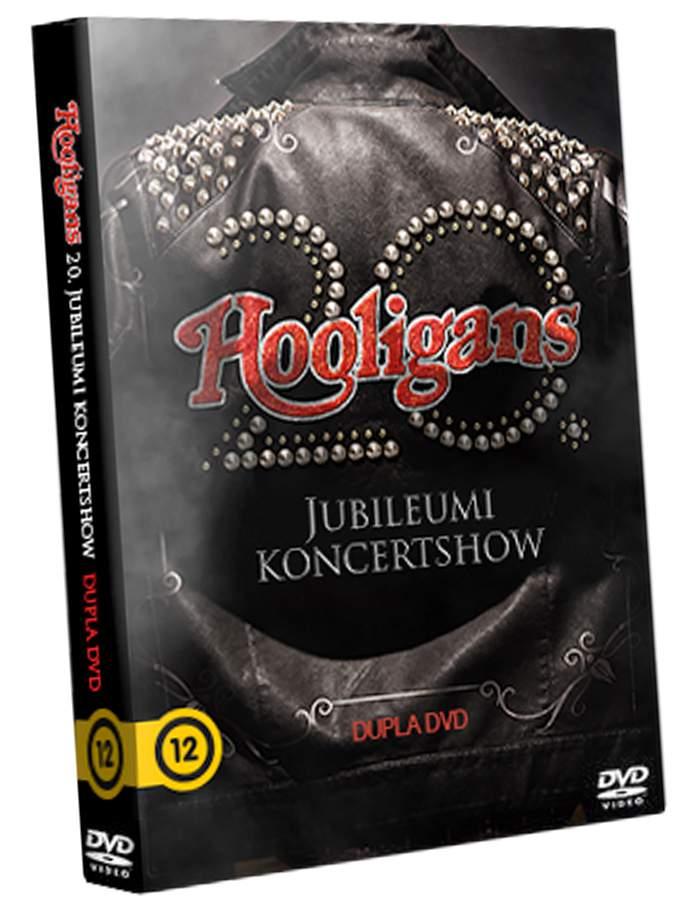 - 20. Jubileumi Koncertshow DUPLA DVD