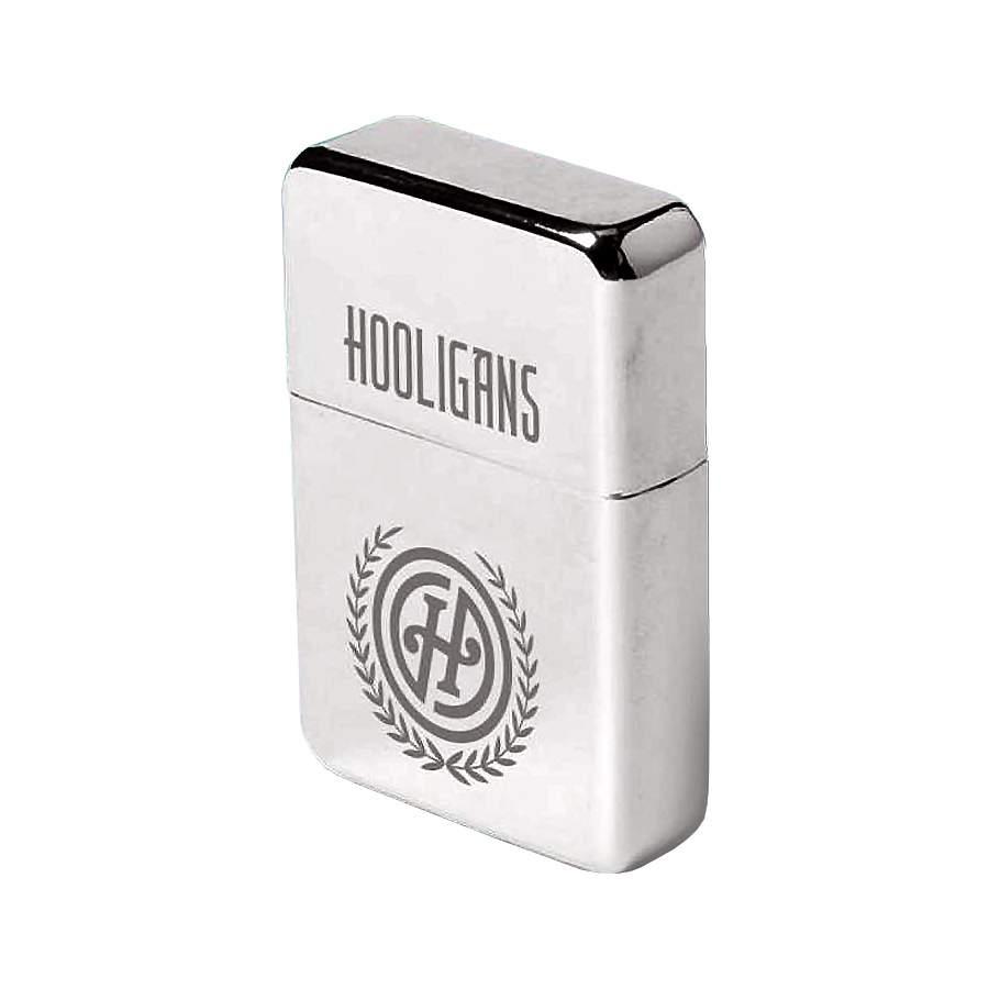 Hooligans fém öngyújó (gravírozott)