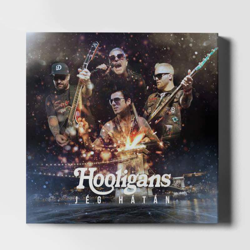 Hooligans  - Jég Hátán CD
